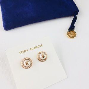  TORY BURCH Natalie Stud Earrings